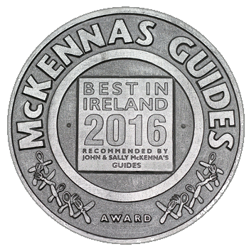 McKennas Guides Award 2016